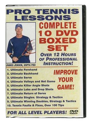 James Jensen - Ultimate Set of 10 DVD