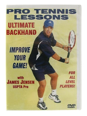 James Jensen - Ultimate Backhand DVD