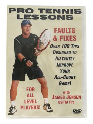 James Jensen - Ultimate Faults & Fixes DVD