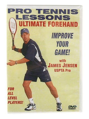 James Jensen - Ultimate Forehand DVD