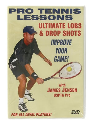 James Jensen - Ultimate Lobs & Drop Shots DVD
