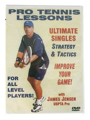 James Jensen - Ultimate Singles DVD