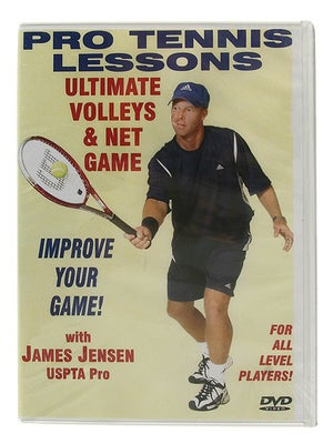 James Jensen - Ultimate Volley & Net Game DVD