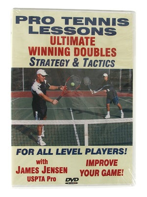 James Jensen - Ultimate Winning Doubles DVD