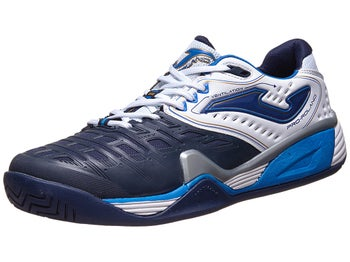 Joma Pro Roland White/Navy/Royal Men's Shoes