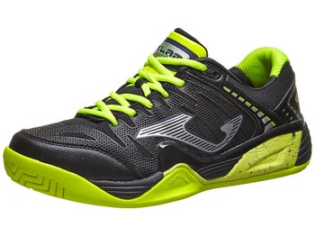 Joma Slam Black/Yellow Men's Shoes
