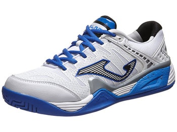 Joma Slam White/Royal Men's Shoes