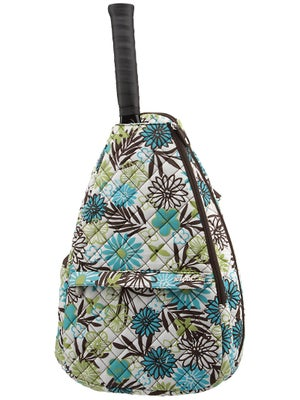 Jet Small Sling Bag Heirloom Quilt