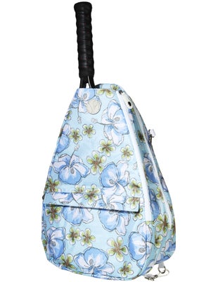 Jet Small Sling Convertible Bag Azure Bloom