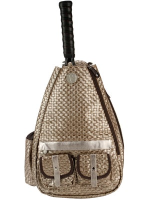 Jet Small Sling Convertible Bag Copper Weave