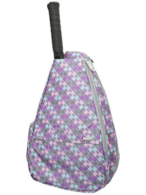 Jet Small Sling Convertible Bag Pastel Plaid