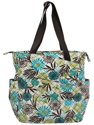 Jetsetter Tote Bag Heirloom Quilt