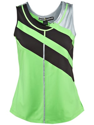 Jamie Sadock Women's Holiday Stripe Tank
