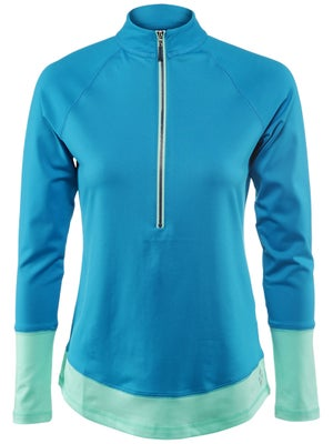 Jofit Women's Hermosa Color Zip Pullover