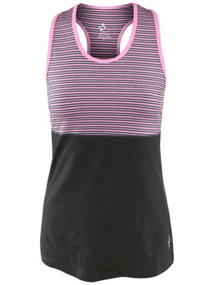 Jofit Women's Manhattan Blocked Racer Tank