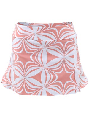 Jerdog Women's Melon Twist Side Pleat Skort