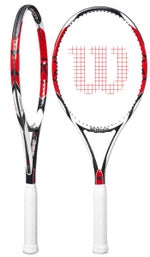 Deals on Wilson K Six One 95 (18x20) Tennis Racquet