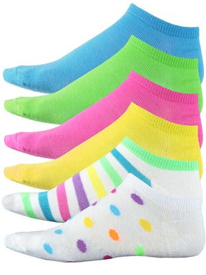 KBell Assorted 6-Pack Socks