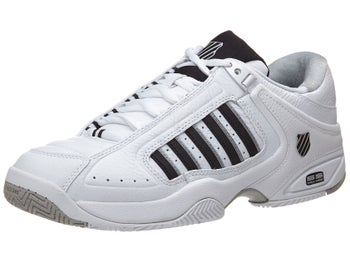 KSwiss Defier White/Black Men's Shoes