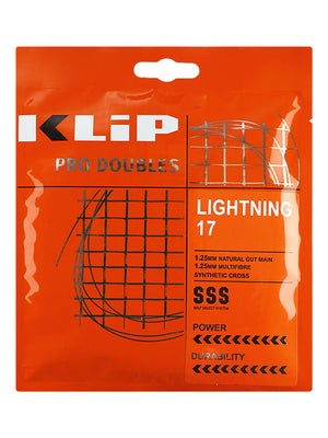 KLIP Lightning Gut/Multi Hybrid 17 String
