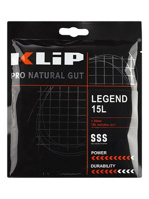 KLIP Legend Natural Gut 15L String