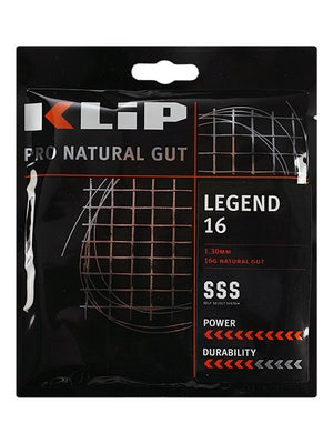 KLIP Legend Natural Gut 16 String