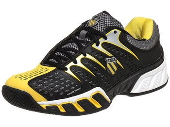 KSwiss BigShot II Black/Yellow Men's Shoes
