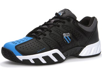 KSwiss BigShot Light Black/Blue Men's Shoes
