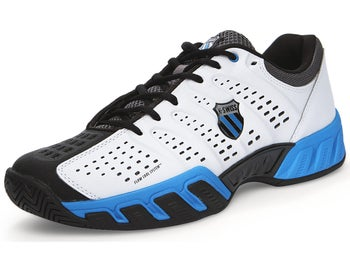 KSwiss BigShot Light Wh/Black/Blue Men's Shoes