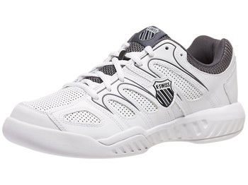 KSwiss Calabasas White/Grey/Yellow Men's Shoes