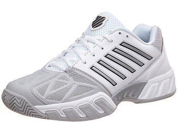a257d6f1a765 Product image of KSwiss Bigshot Light 3 White Silver Men s Shoes