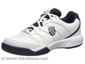 KSwiss Ultrascendor II White/Navy Men's Shoes
