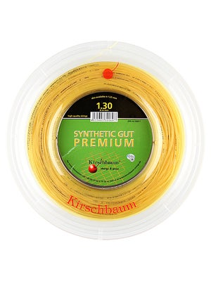 Kirschbaum Premium Syn. Gut 16 660' String Reel Natural