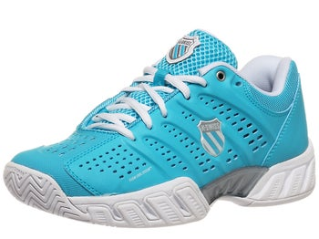 KSwiss BigShot Light Blue/White Women's Shoes