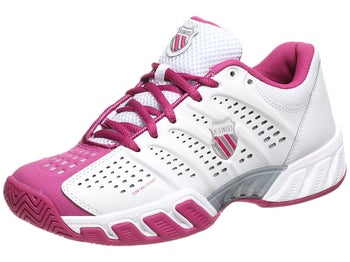 KSwiss BigShot Light Wh/Magenta Women's Shoes