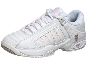 KSwiss Defier White/Pink Women's Shoes