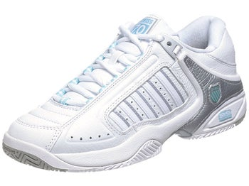 KSwiss Defier White/Silver Women's Shoes