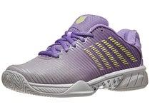 KSwiss Hypercourt Express 2 Purple/Green Women's Shoes