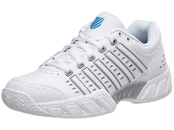 official photos 705a3 d00e1 Product image of KSwiss BigShot Light LTR White Silver Women s Shoes