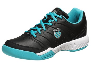 KSwiss Ultrascendor II Black/Blue Women's Shoes