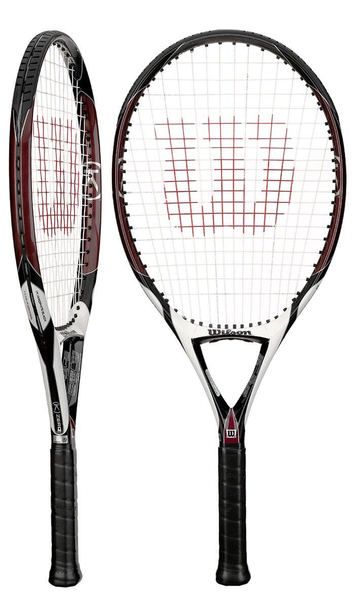 Wilson K Factor six one tour 90 Head Roger Federer 4 1//4 grip raquette de tennis