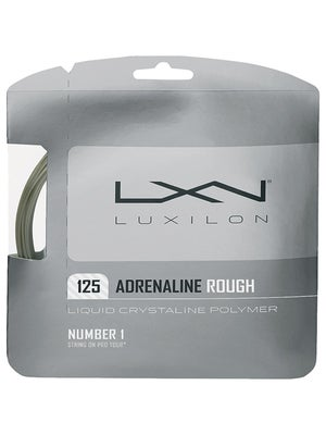 Luxilon Adrenaline Rough 16L (1.25) String