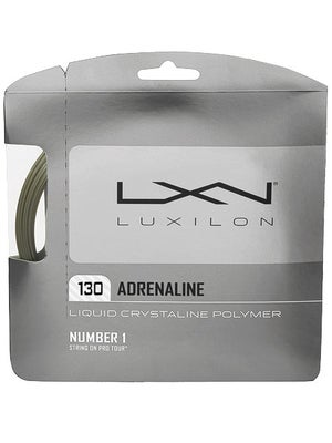 Luxilon Adrenaline 16 (130) String