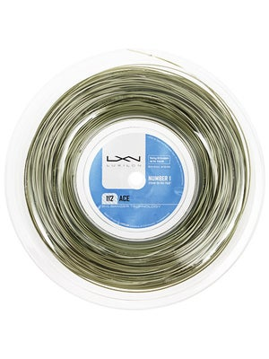 Luxilon Big Banger Ace 18 726' Reel Green