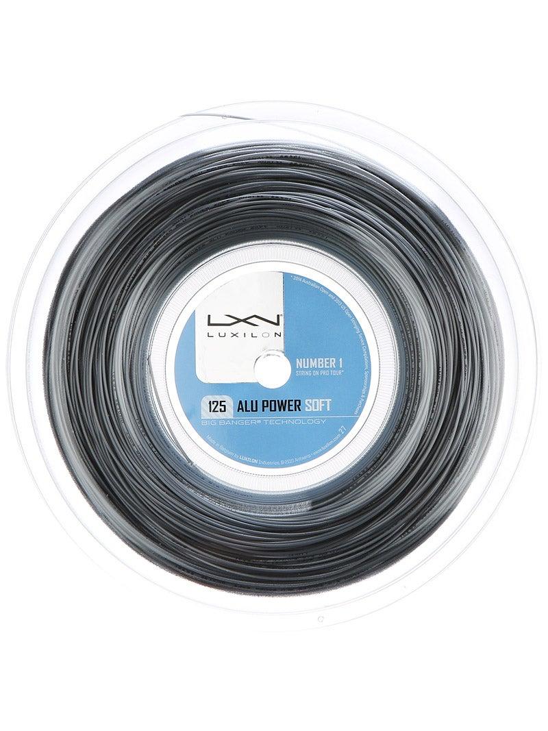 1.25mm 200m Reel Luxilon Big Banger Alu Power Soft 16L
