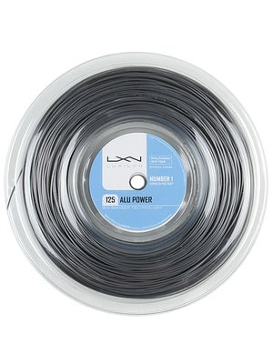 Luxilon ALU Power Silver 16L 726' String Reel