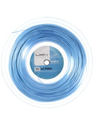 Luxilon ALU Power Ice Blue 16L 726' String Reel