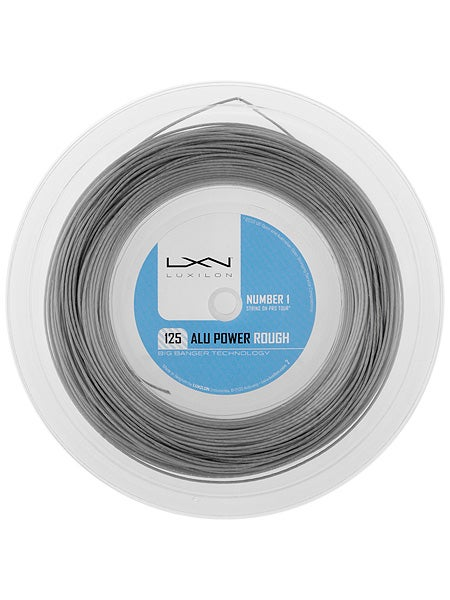 Luxilon ALU Power Rough 16L String Reel - 330'