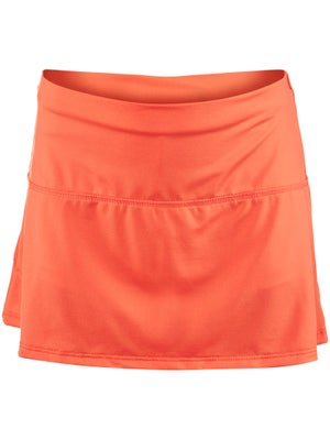 Lucky In Love Girl's Back Pleat Skort