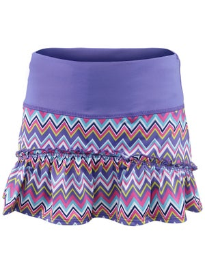 Lucky In Love Girl's 10 Misso-Tiny Print Skort